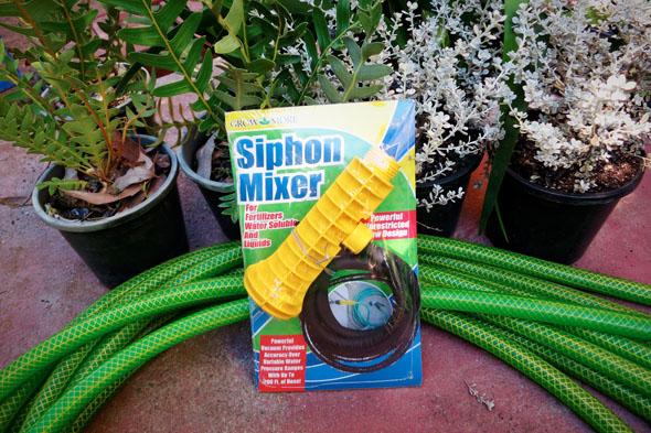 Siphon Mixer