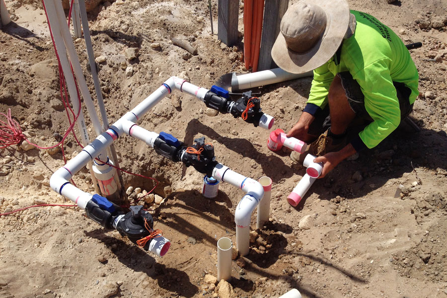 Commercial Irrigation Perth