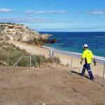 Garden Island Revegetation Project
